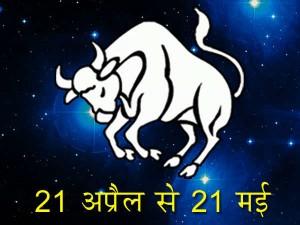 Monthly Horoscope Taurus