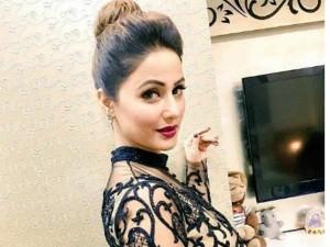 Hina Khan Bigg Boss 10 Sahil Anand Married