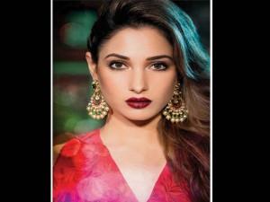Tamannaah Beautiful Looks In Latest Photoshoot