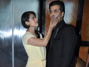 Kajol Finally Reacts Karan Johar S Allegations