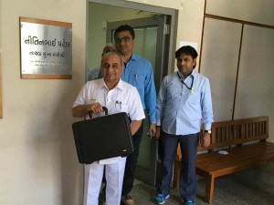 Budget Session Gujarat Assembly Nitin Patel Will Present Budget