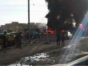 Car Bomb Kills At Least 51 In Baghdad Iraq Isis Claims Responsibility