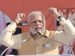 Pm Modi Address Rally In Fatehpur Takes On Opposition Parties