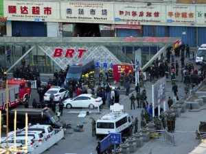 Xinjiang Terror Attack In China 5 Killed