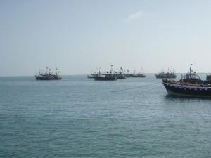 3 Gujarat Boat 18 Fishermen Abducted Pakistan Marines