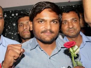 Pass Leader Hardik Patel Tweet That He May Arrest Police Soon
