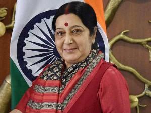 Us Shooting Sushma Swaraj Pained Over Killing Indian Origin Man