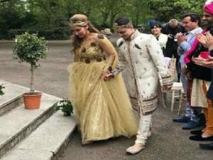 Sofia Hayat Got Married See Wedding Pics