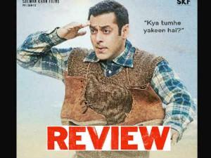 Salim Khan Shared His Review Salman Khans Tubelight Its Exciting