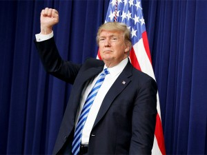 Donald Trump Launches Military Strike Against Syria