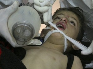 More Than 100 People Killed In Suspected Chemical Attack In Syria