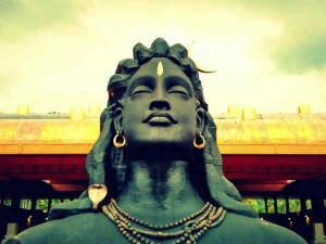 112 Feet Tall Adiyogi Shiva Statue Coimbatore Declared Largeest Bust By Guiness Book Of World Record