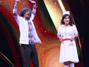 In Recent Act Ali Asgar Teasing Sunil Grover About Overall F