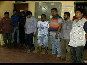 Valsad Prostitution Racket Busted 15 People Arrested
