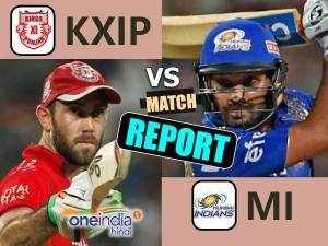 Ipl 2017 Mumbai Indians Vs Kings Xi Punjab 51st Match Live Score
