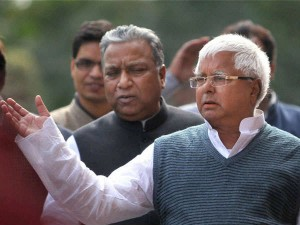 Income Tax Raids At 22 Locations Associated With Lalu Yadav In Delhi Ncr