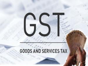 Govt Finalised Gst Rates