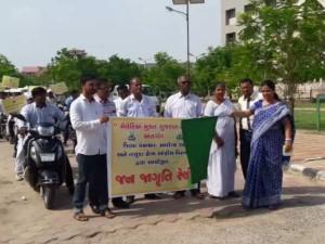 Bike Rally Viramgam Malaria Free Gujarat 2022