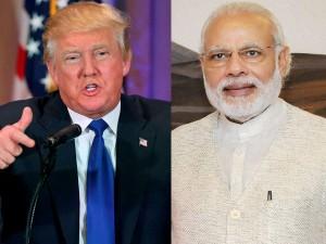 Donald Trump Body Language His Preparation Before He Meet Modi