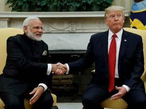 Main Points Narendra Modi Donald Trump Meeting