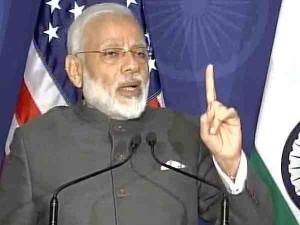 Pm Narendra Modi Addressing Indian Diaspora Virginia