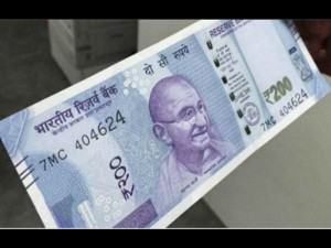 200 Rupees New Note Will Cut Down The Problem Missing The Middle