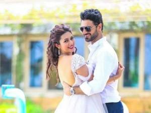 Divyanka Tripathi Dahya Vivek Dahya Off Europe 1st Wedding A