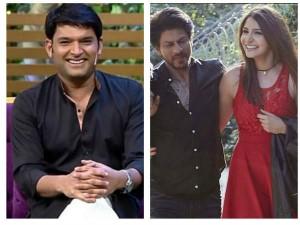 Kapil Sharma Faints On Tkss Sets Hospitalised Again Shahrukh