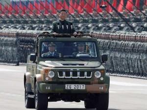 President China Said His Military Be Ready War