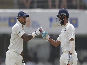 India Vs Sri Lanka 1st Test Match Day 2