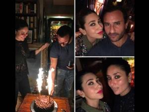Bithday Special Saif Ali Khan Celebrated 46th Birthday