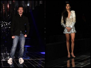Disha Patani Had An Embarrassing Moment At Lfw 2017 Here S What Boyfriend Tiger Shroff Did Pictures