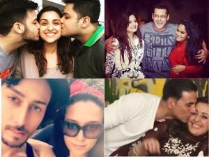 Rakshabandhan 2017 Bollywood Famous Siblings