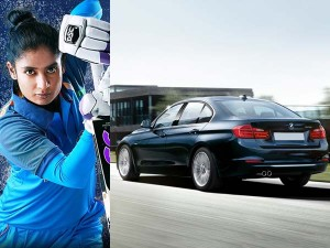 Bmw Car To Indian Womens National Cricket Team Captain Mithali Raj