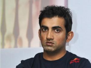 Cricketer Gautam Gambhir Asked Serious Question On Mandir Masjid At Twitter