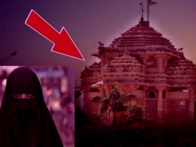 ગુજરાતના આ મંદિરમાં થાય છે મુસ્લિમ મહિલાની પૂજા