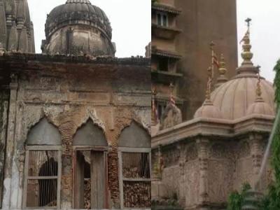 અયોધ્યામાં પ્રાચીન મંદિરો તોડવા પર સંત સમાજ પરેશાન